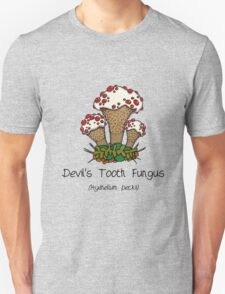 Devil's Tooth Fungus (without smiley face) Unisex T-Shirt