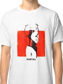Portal Gun Classic T-Shirt