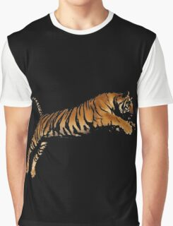 Tiger 4 Graphic T-Shirt