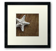 Starfish #9 Framed Print