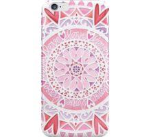 'Love Mandala' papercut iPhone Case/Skin