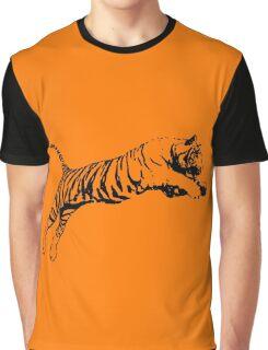 Tiger 5 Graphic T-Shirt