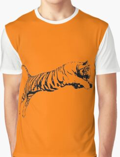 Tiger 5 Graphic T-Shirt