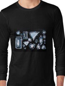 Dancing Diamonds Long Sleeve T-Shirt