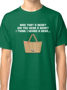 Character Building - Picnic Basket Classic T-Shirt