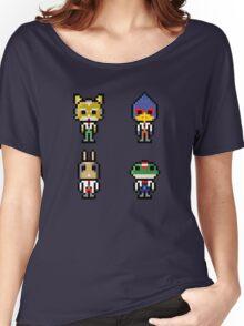 star fox Women's Relaxed Fit T-Shirt
