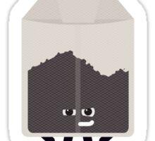 Character Building - Mug Life Sticker