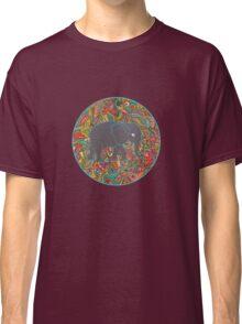 Elephant ornamental colorful Classic T-Shirt