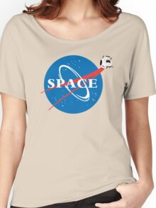 Portal Space Women's Relaxed Fit T-Shirt