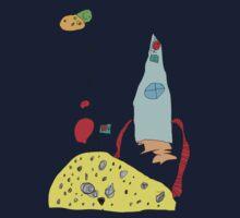 RTD0015C - Space Tomatoes Kids Tee
