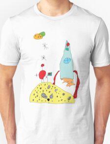 RTD0015C - Space Tomatoes Unisex T-Shirt