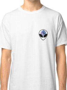 Alien Head Classic T-Shirt