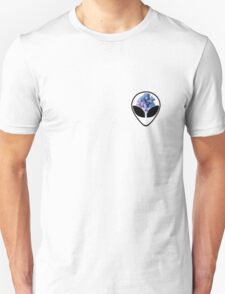 Alien Head Unisex T-Shirt