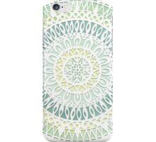 'Scandinavian Tree' papercut iPhone Case/Skin