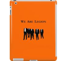 Anonymous Dogs iPad Case/Skin