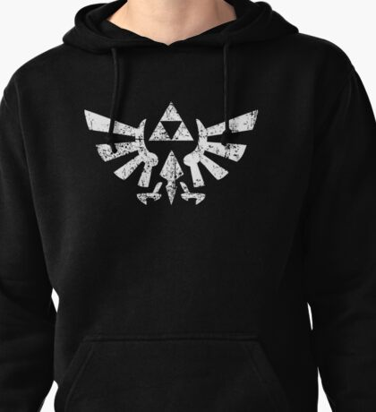 Zelda Triforce Symbol Pullover Hoodie