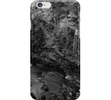Colwith Force- Long Exposure Infra Red Monochrome iPhone Case/Skin