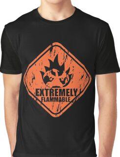 Pokemon Charmander Graphic T-Shirt