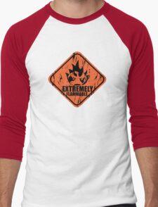 Pokemon Charmander Men's Baseball ¾ T-Shirt