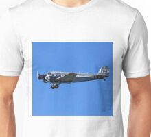 Junkers JU-52 - JU-Air - IWC in Flight Unisex T-Shirt