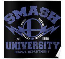 smash university Poster