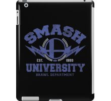 smash university iPad Case/Skin