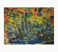 """""""Fall Reeds in Stream"""" Baby Tee"""
