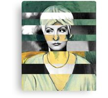 Matisse + Greta Garbo Canvas Print