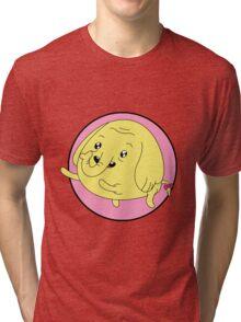 Adventure Time - Tree Trunks Tri-blend T-Shirt