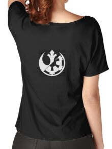 Rebel vs Empire Women's Relaxed Fit T-Shirt