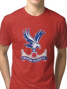 Crystal Palace football club Tri-blend T-Shirt