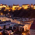 The Castle in Burghausen by Kasia-D