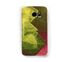 Cool, unique modern abstract painting art design Samsung Galaxy Case/Skin
