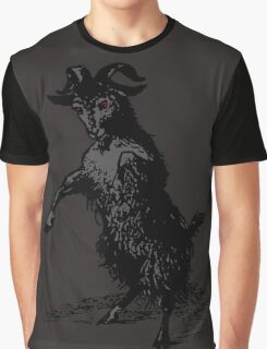 Black Phillip Graphic T-Shirt