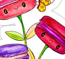 Macaron Garden Sticker