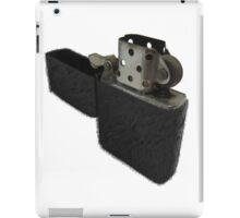 Furry Lighter iPad Case/Skin