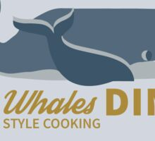 Two Whales Diner shirt – Life Is Strange, Arcadia Bay, Menu Sticker