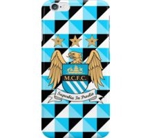 Manchester City football club iPhone Case/Skin