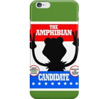 The Amphibian Candidate iPhone Case/Skin