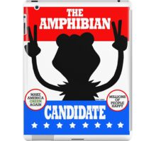 The Amphibian Candidate iPad Case/Skin