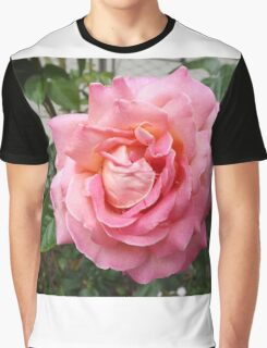 Flower Close-Up, Liberty Community Garden, Lower Manhattan, New York City Graphic T-Shirt