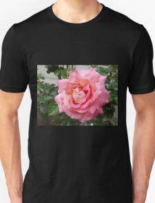 Flower Close-Up, Liberty Community Garden, Lower Manhattan, New York City Unisex T-Shirt