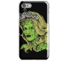 Queen of the Zombies iPhone Case/Skin