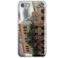 Ciutadella Town Hall II - reworked iPhone Case/Skin