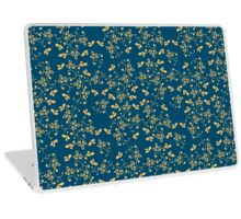 Floral pattern Laptop Skin