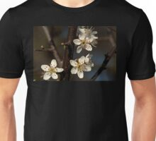 Hawthorne Blossom, a touch of Spring. Unisex T-Shirt