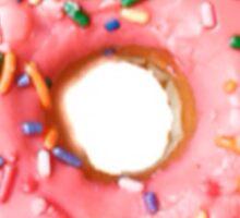 Donut Tri Delt Sticker