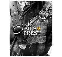 Outlander/Jamie Fraser/Je suis prest Poster