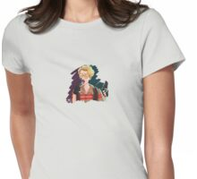 bustin bustin bustin Womens Fitted T-Shirt