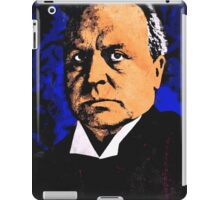 Henry James iPad Case/Skin